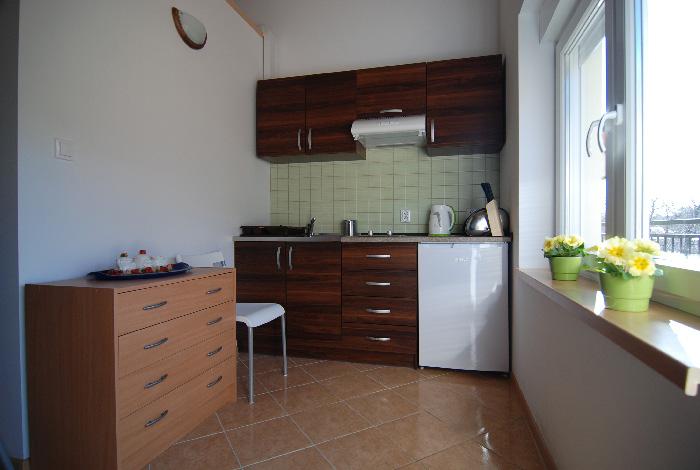 Poddąbie - apartamenty rodzinne