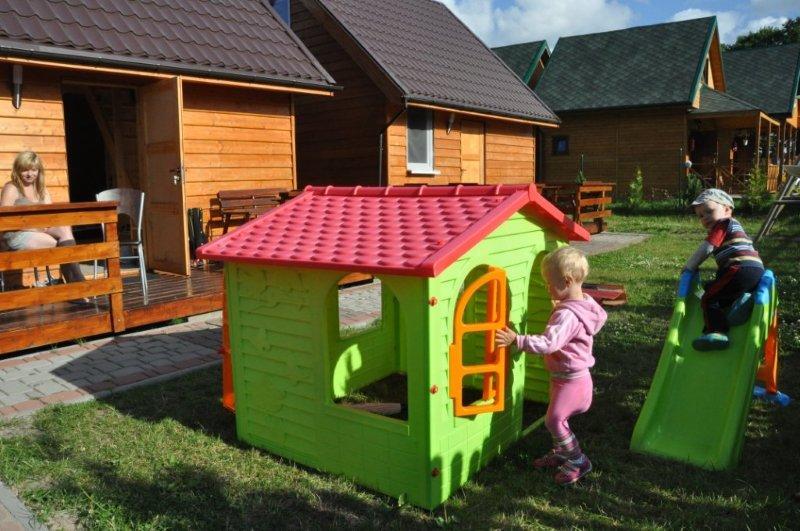 Dębina - domki letniskowe KLIF