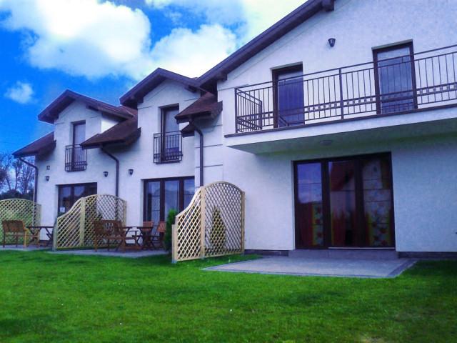 Dębina - Słoneczne Apartamenty