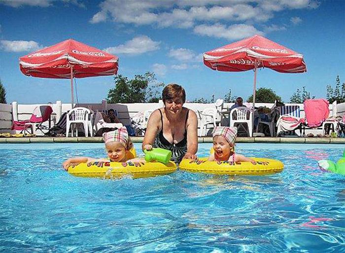 Dębina - Magra Holiday Club - basen dla dzieci