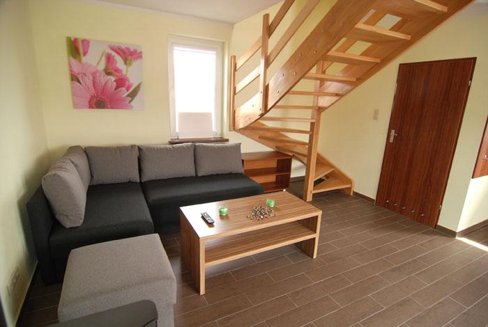 Dębina - domki/apartamenty TERRA